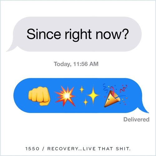 Episode 1550: Recovery. Live That Shit.