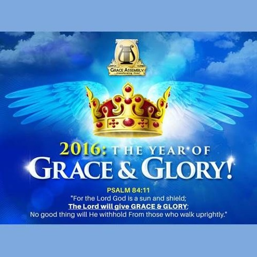 Pastor Femi Paul 2016 The Year Of Grace And Glory By Grace