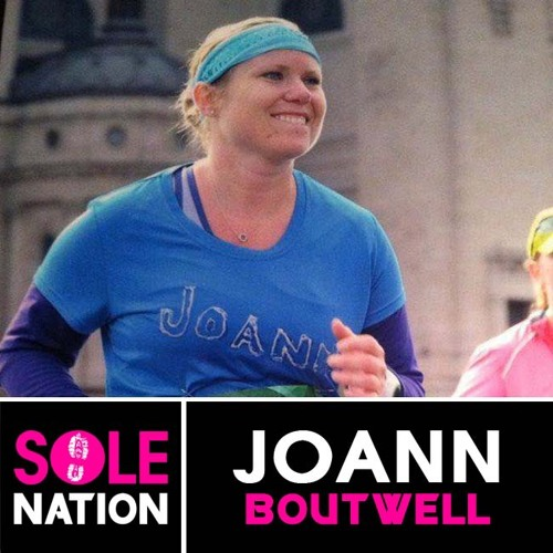 29 Joann Boutwell - Staying Grounded as a Runner