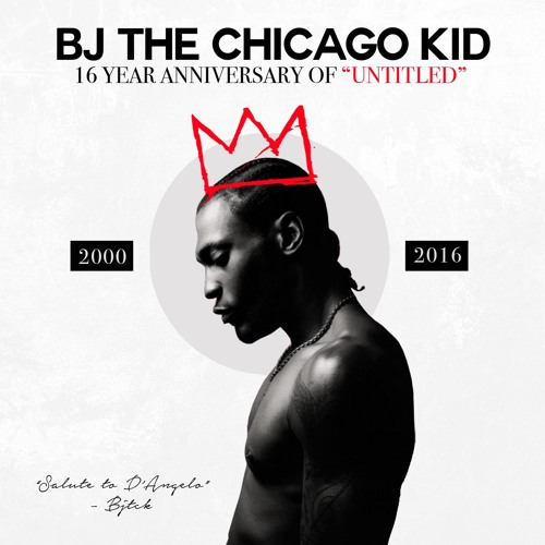 """16TH ANNIVERSARY OF """"UNTITLED"""" Salute To D'Angelo' (playlist)"""