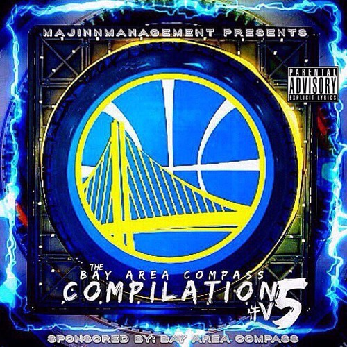 The Bay Area Compilation #V5 Presented by Majinn Management