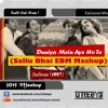 11) Judwaa(1997) - Duniya Mein Aye Ho To (Purple Mashup)