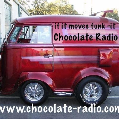 Roger Brookes on Chocolate Radio Soulful House Mix 7