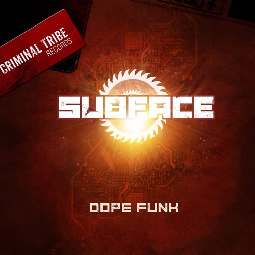 Subface - Dope Funk EP [01.01.16 CTRFREE017]