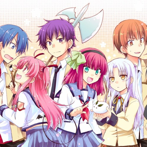 Brave Song By Aoi Tada FULL Angel Beats Ending Alwi Albaharun