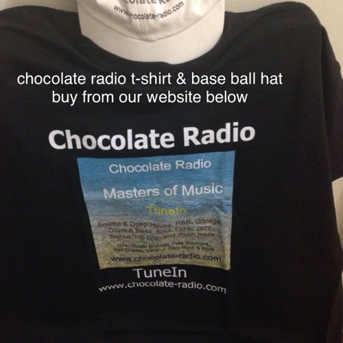 Pete Simmons on Chocolate radio