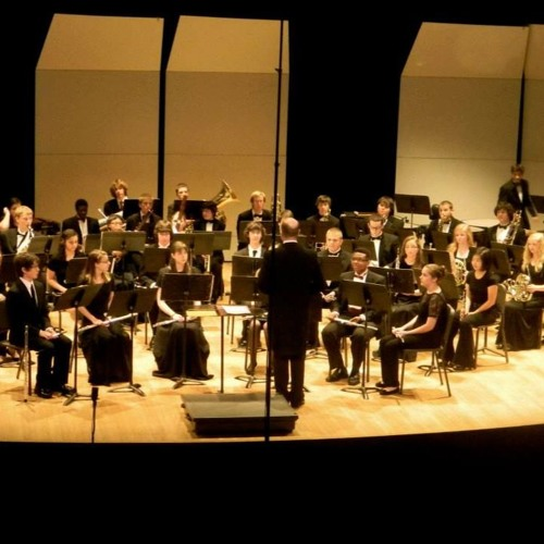 Land Of The Free for Wind Band(World Premiere Recording)