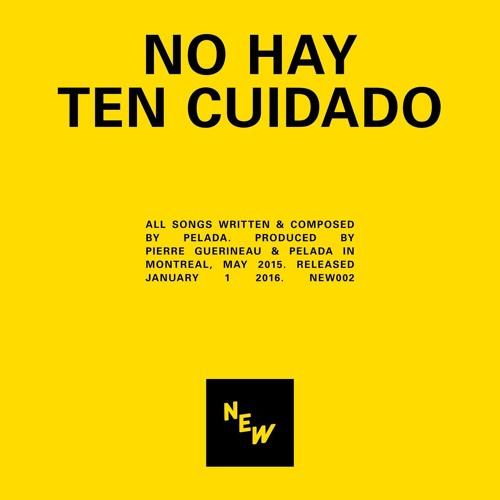 NEW002 - Pelada 'Digital EP'