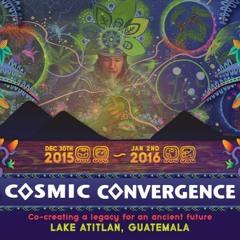 Cosmic Convergence Bass Camp Dj-Set