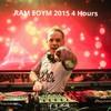 RAM EOYM 2015 - 50 tracks 4 hours Pure trance