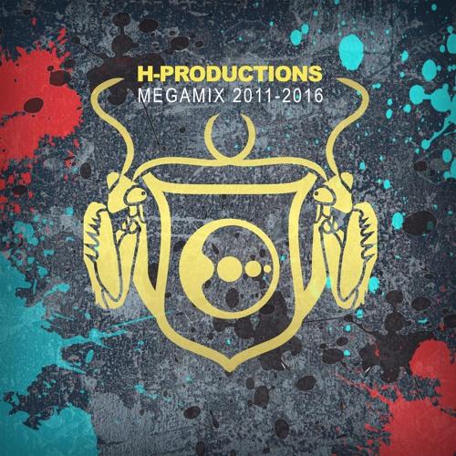 H-Productions Megamix 2011 - 2016