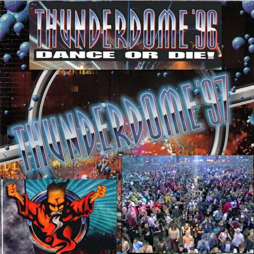 Best Of Thunderdome 96 - 97 - Mixed by CHRIME