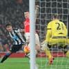 Koscielny pokes home as Arsenal beat Newcastle