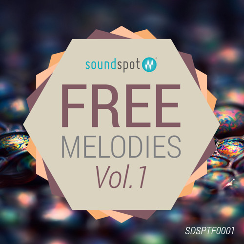 Soundspot - Free Melodies Vol  1 [100 EDM WAV & MIDI Loops