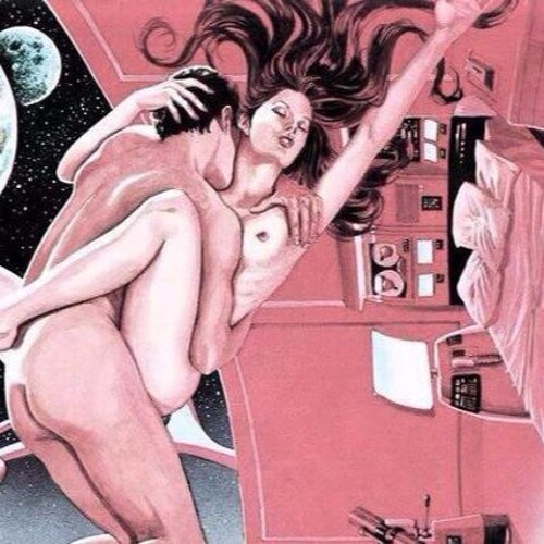 Секс фото в космосе