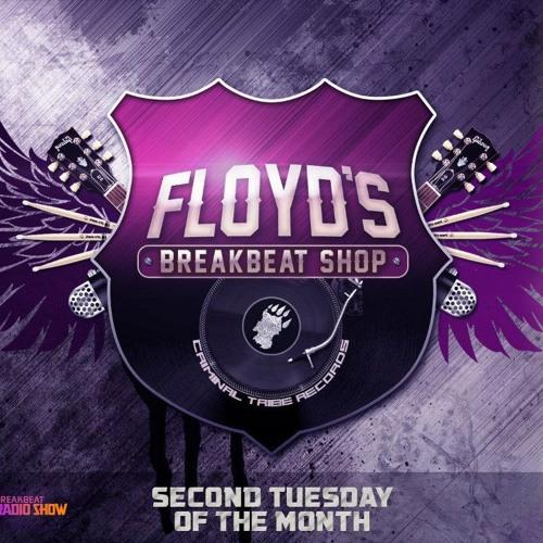 BreakBeat/Big Beat radio-show Floyd's Breakbeat Shop [Criminal Tribe Radio]