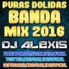 Puras Dolidas ( Banda Mix 2016 ) - DJ Alexis Portada del disco