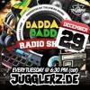 BADDA BADDA DANCEHALL RADIO SHOW FINAL SHOW FOR 2015 - FREESTYLE JUGGLING BY TALAWAH DEC 29TH