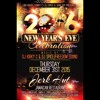 New Years Eve 2015 WITH POISON DART AND DJ SPICE @JERK HUT...
