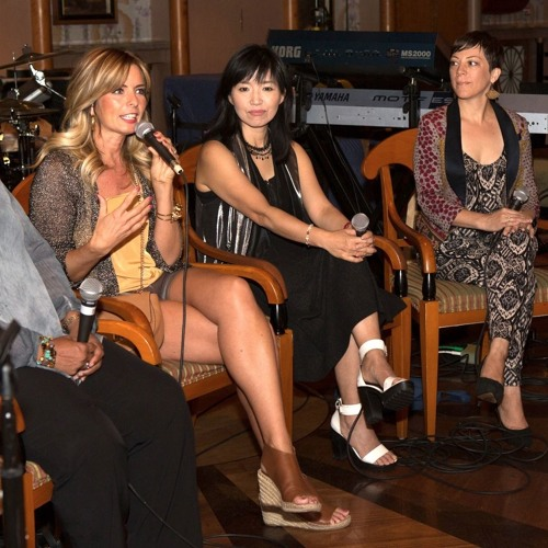 Women In Jazz Panel Discussion - Capital Jazz SuperCruise 2015