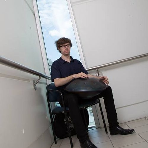 Improvising In The Stairwell