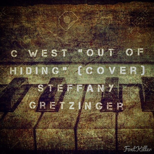 """""""Out Of Hiding"""" Cover"""
