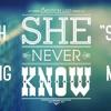 She Neva Know - Justa Tee (Minh Phong Sleep Mix)
