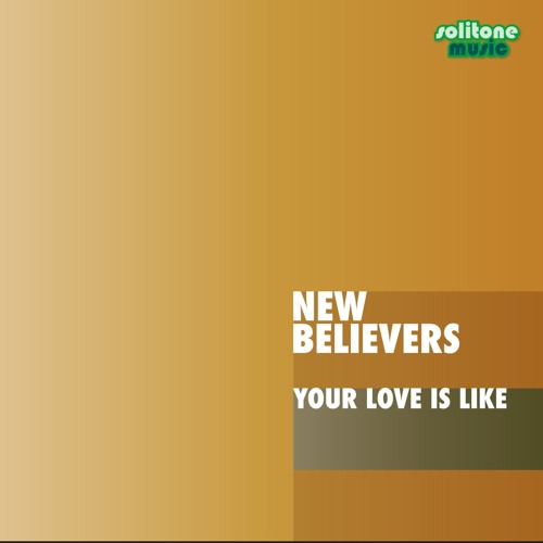 New Believers - Your Love Is Like - Drexmeister Rework Instrumental