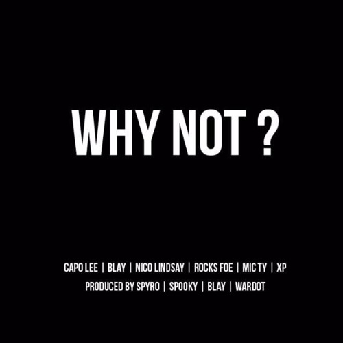 Why Not Mixtape by CapoLee  Capo Lee  Free Listening on