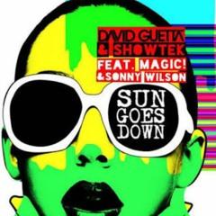 David Quetta & Showter_Sun Goes Down(Dj llucyano Souza & Zequinha Oliveira)