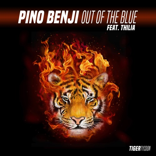 Pino Benji Feat. Thilia - Out Of The Blue (Original Mix) PREVIEW
