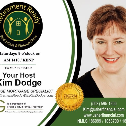 Reverse Mortgage LINE OF CREDIT with Kim Dodge