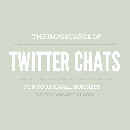 The Importance Of Twitter Chats