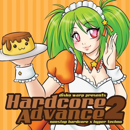 """Disko Warp presents Hardcore Advance 2"" OUT NOW!"