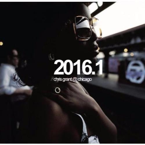 CHRIS GRANT 2016.1 Promotional Mix