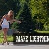 Make Lightening - Jade Mya Official Country Song