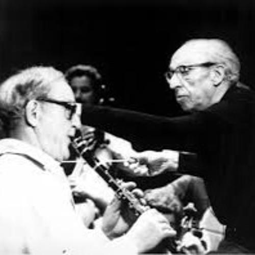 Aaron Copland: Clarinet Concerto (until cadenza)