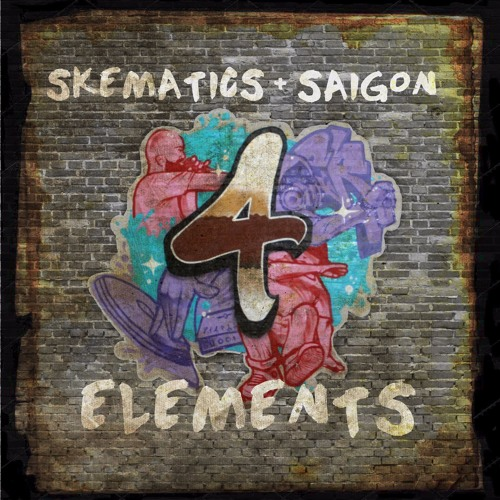 4 Elements Feat. Saigon (Explicit)