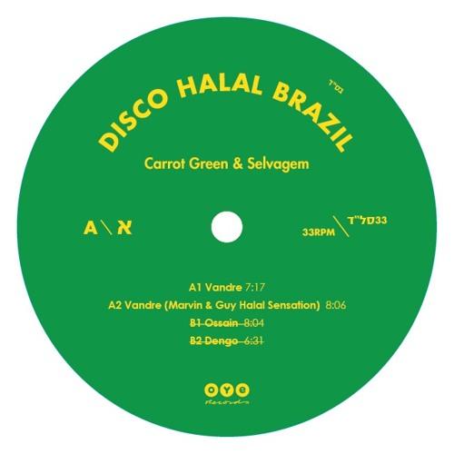 B2 Carrot Green & Selvagem - Dengo