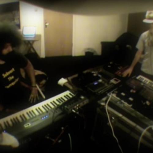 Jammy Bastards: an edited live-jam by Beardyman and Reggie Watts