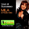 Mila su VOCI.fm - clicca PLAY e ascolta l'intervista