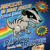 Revolvr Ft. Iggy Azalea - Raptor Badger (Critical Sound Breaks Mix)