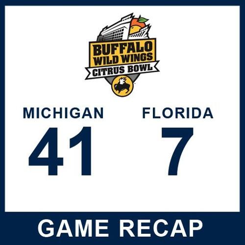 Michigan 41 Florida 7: Episode 26