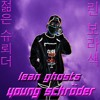 Young Schroder Lean Ghosts Album Cover