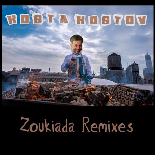 Kosta Kostov - Zukiada Remixes [Cassette 2016] - free DL -
