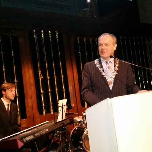 2016 - 01 - 04 Burgemeester Lenferink Over Zijn Nieuwjaarstoespraak