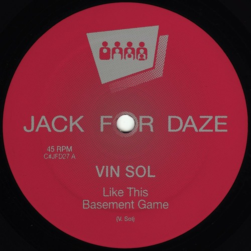 Vin Sol - Like This - Clone Jack For Daze 27 by clone
