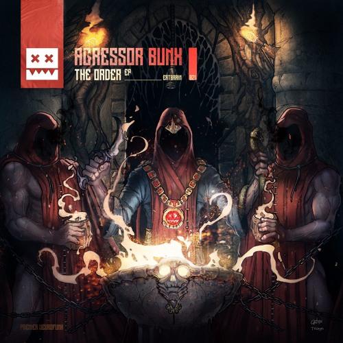 EATBRAIN021 / Agressor Bunx - The Order EP