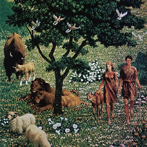 a analysis of good and evil in garden of eden The command about the tree of the knowledge of good and evil was god's test to see if adam really did love god enough to totally obey him but adam failed the test he sinned against god and did something god told him not to do.
