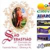 Música convite para 14° Procissão de Carro de Boi da Festa de São Sebastião em Fazenda Nova
